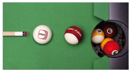 DWS BWL Paket Billard Pool